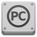 Places-start-here-pclinuxos icon