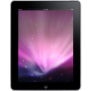 IPad-Front-Space-Background icon