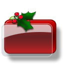 Christmas-Folder-Blank icon