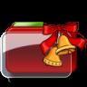 Christmas-Folder-Bells icon
