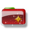 Christmas-Folder-Star-2 icon