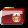 Christmas-Folder-Star-3 icon