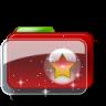 Christmas-Folder-Star-4 icon