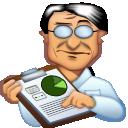 Statistician icon