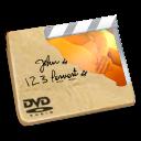 Discreet-DVD icon