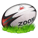 Rugby-Ball icon