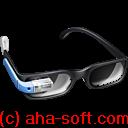 Guy-Google-Glasses icon