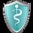 Health-care-shield icon