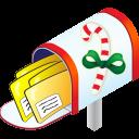Christmas-Mailbox icon