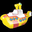 Yellow-submarine icon
