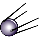 First-satellite icon