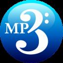 MP3-blue icon