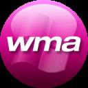 WMA-fuchsia icon