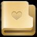 Folder-favourites icon