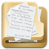 Folder-documents-2 icon