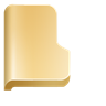 Folder-front icon