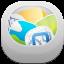 Recycle-bin-full-2 icon
