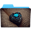 Folder-Heart-2 icon