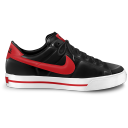 Nike-classic-shoe-red icon