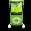 IPodPhonesGreen icon
