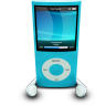 IPodPhonesBlue icon