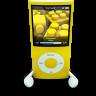 IPodPhonesYellow icon