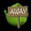 Adium-Bird-Away icon