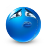 Sincere-sadness icon