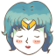 Sailor-mercury icon