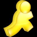 AIM-yellow icon