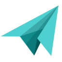 Paper-airplane icon