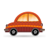 Car-orange icon