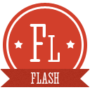 A-flash icon