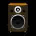Speaker-Light-Wood icon