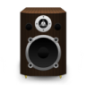 Speaker-Dark-Wood icon