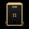 Speaker-Rear-View icon