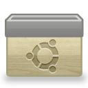 Folder-Ubuntu icon