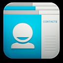 Contacts-ics icon