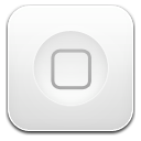 Home-iphone-white icon