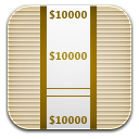 Money-wrap icon