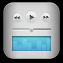 Music-itunes-blue icon