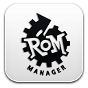 Rom-manager icon