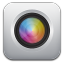 Camera-white icon
