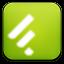 Feedly-2 icon