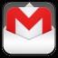 Gmail-ics icon