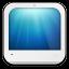 Pc-white icon