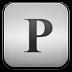 Pandora-metal icon