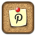 Pinterest-alt icon