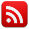 Google-reader-red icon