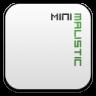 Minimalistic-text icon